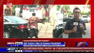 Download Video Rombongan SBY Tiba di Kediaman Prabowo Subianto MP3 3GP MP4