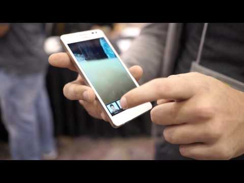 Hands-on: Huawei Ascend D2 CES 2013