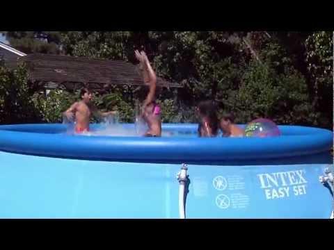 Intex Easy Set Swimming Pool - Figi\'s Gifts