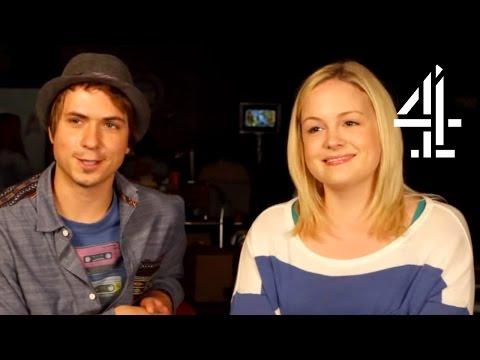 Fresh Meat  Joe Thomas and Kimberly Nixon Talk Kingsley and Josie