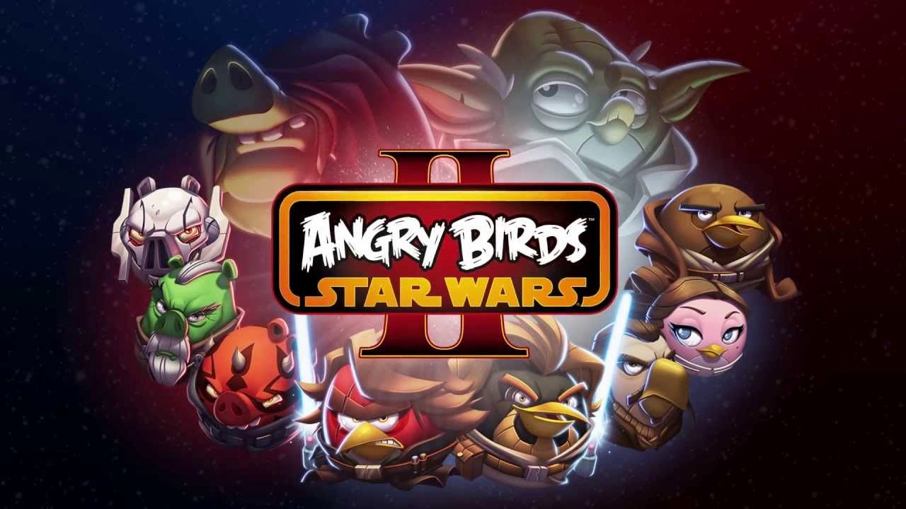 Cancion de Angry birds Star Wars I & II