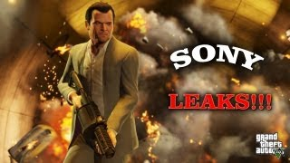 Sony Leaks GTA 5 Main Theme, Soundtrack, Music Stations   Then Apologizes