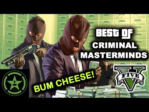 The Very Best of Lets Play - GTA V - Criminal Masterminds | Achievement Hunter