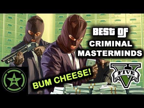 The Very Best of GTA V - Criminal Masterminds | Achievement Hunter | AH