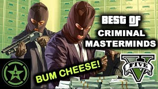 The Very Best of GTA V - Criminal Masterminds | Achievement Hunter Funny Moments