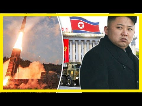 North korea could be obliterated by ballistic missiles – seoul plots end of kim's regime - TV ANNI