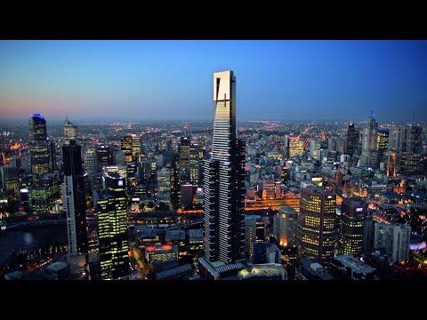 Tallest Penthouse In The Southern Hemisphere | Eureka Tower Penthouse, Melbourne, Australia