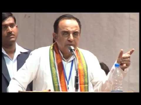 Dr Subramanian Swamy speech at Janata Party National Council Meet 2013 2 2 2 2 2