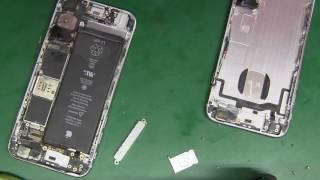 iPhone 6s не заряжается