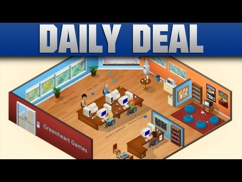 Game Dev Tycoon - The Daily Deal #9
