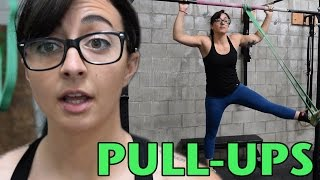 Five Exercises To Get YOUR FIRST PULL-UP!