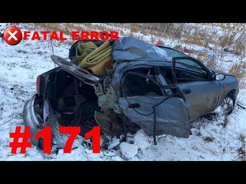 🚘🇷🇺[ONLY NEW] Russian Car Crash Compilation (18 November 2018) #171