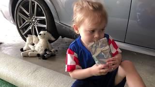 2 Year old soccer player!! NEWEST MEMBER OF KICKIN COUSINS!!! EVERLEIGH SAGAL