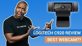 Logitech C920 HD Webcam Review: The Best Webcam for Online Video