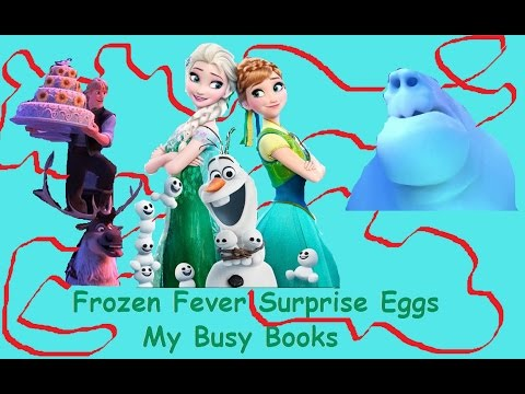 disney frozen my busy book - photo #25