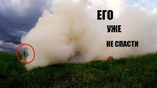 ВЗРЫВАЕМ ОГРОМНЫЙ ОГНЕТУШИТЕЛЬ!(После удачного опыта со взрывом огнетушителя мы решили взорвать огромный огнетушитель! Его вес более 10..., 2016-08-10T19:51:01.000Z)