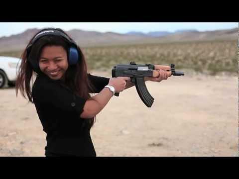 Range Time: Zastava M92 (Fun AK Pistol)