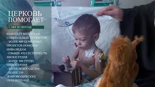 10 лет из жизни Русской Церкви