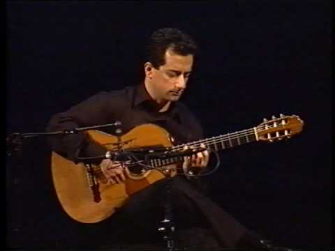 Malaguena - Solo Flamenco Guitar by Ioannis Anastassakis - Live at the Greek National Opera House
