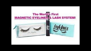 Funded Today Promotes 📣 LashLiner Magnetic Eyelashes