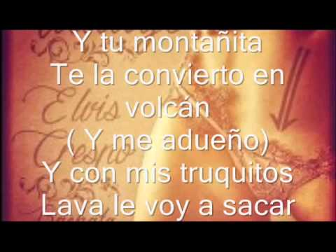 Elvis Crespo - Tatuaje ( VIdeo Letra) ft. Bachata Heightz