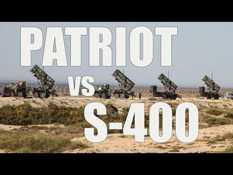 The SAM War - Global Arms Trade, Patriot Vs S-400
