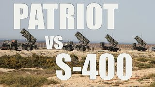 The SAM War - Global Arms Trade, Patriot vs S-400