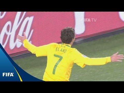 Brazil genius undoes game Koreans