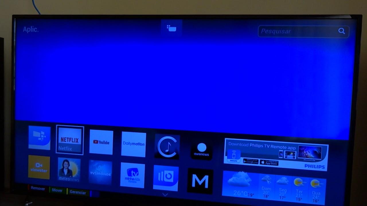Philips Tv Netflix