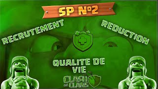 CLASH OF CLANS | MAJ PRINTEMPS | SP2 | #QOL