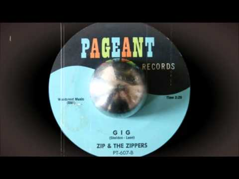 Zip & The Zippers Gig (Pageant 607)