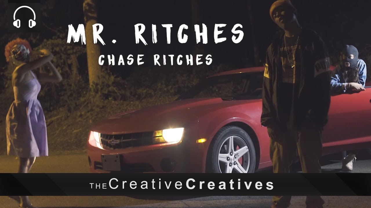 "Chase Ritches - ""Mr. Ritches"" (Official Music Video)"