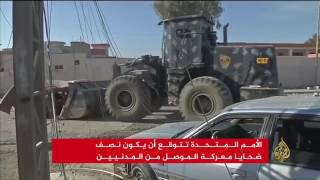 المعارك تحتدم في جامعة الموصل ومحيطها