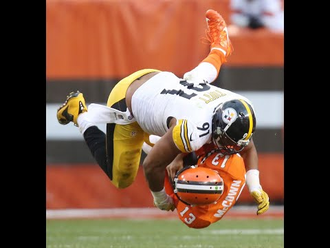 Pittsburgh Steelers DE Stephon Tuitt expects another close game vs. Cleveland Browns (video)