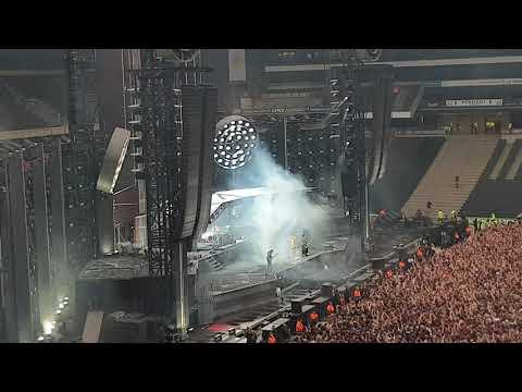 Rammstein - Intro And Was Ich Liebe - Live At Stadium MK 06/07/2019