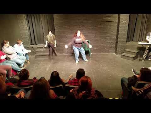 Femininity and Dude-edy - Ladies Musical Improv 3/10/2018