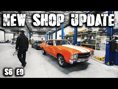 New Shop Update!! | RPM S6 E9