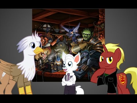 """Reviewers play """"Red Dragon Inn"""" at EFNW 2016"""