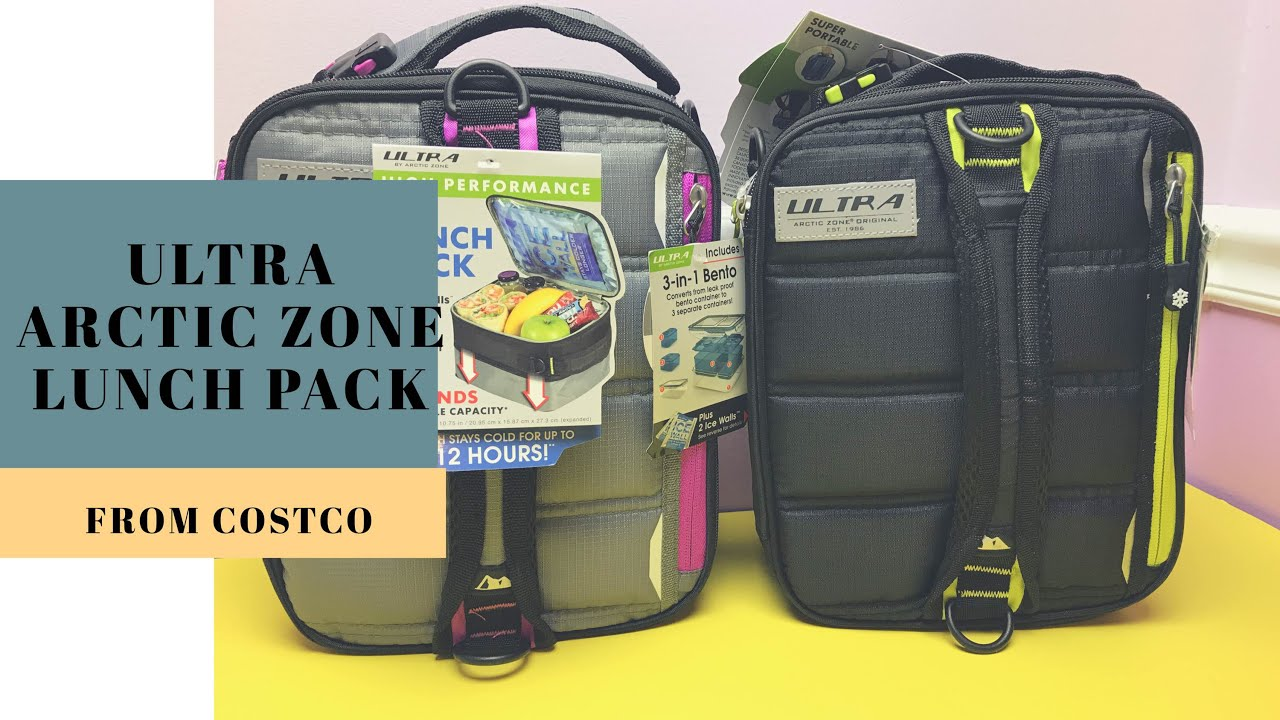 Ultra Arctic Zone High Performance Lunch Packs Review
