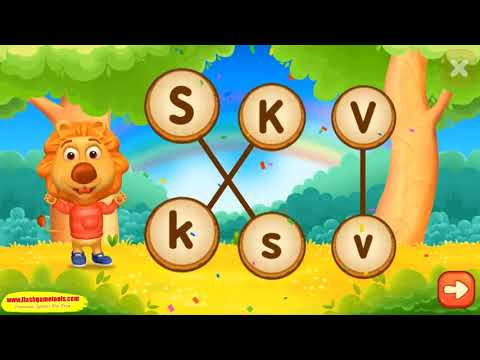 ABC Kids Games Learning ABC Gameplay | Android Kids Free Games