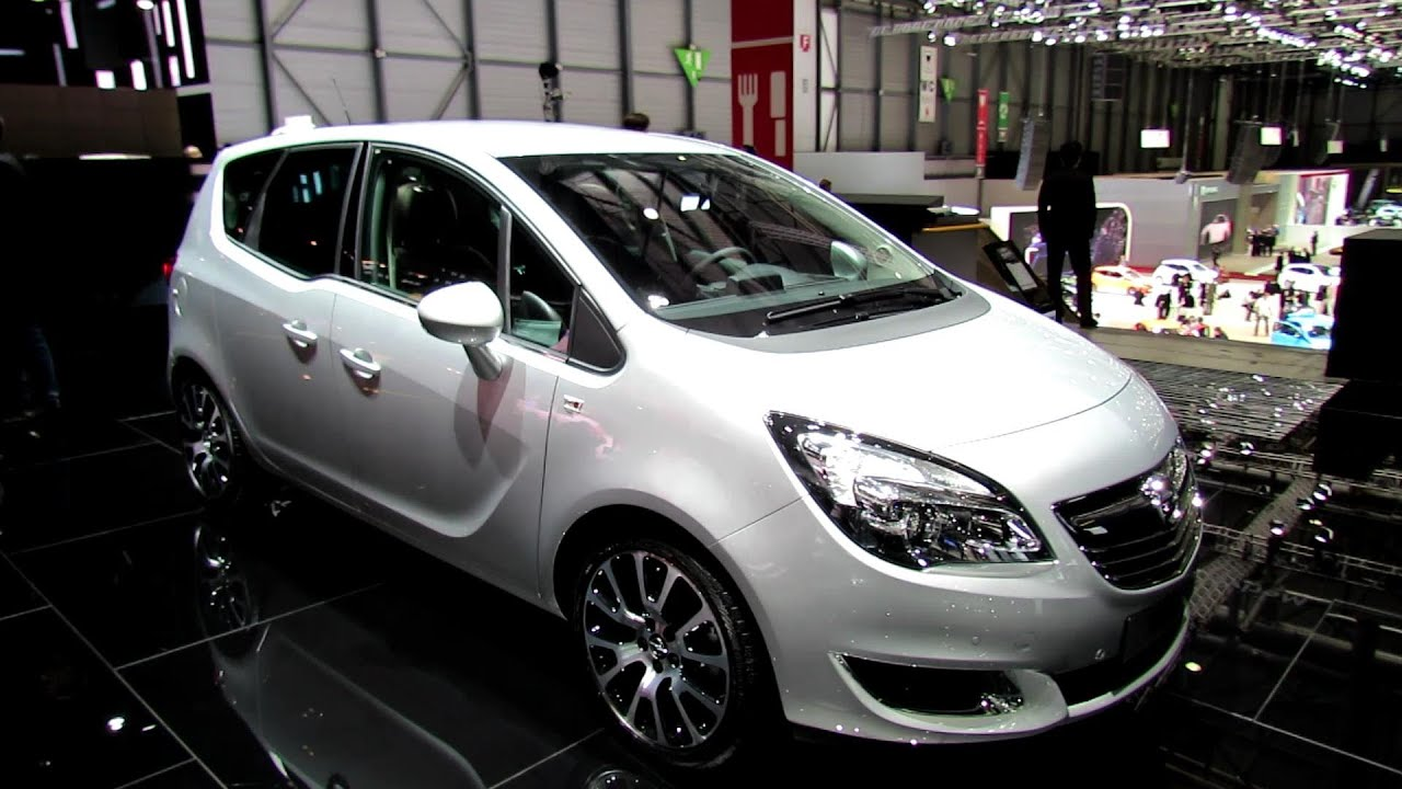 2014 opel meriva cosmo diesel exterior and interior walkaround 2014 geneva motor show youtube. Black Bedroom Furniture Sets. Home Design Ideas