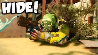 Black Ops 3 - HIDE N' SEEK! (Funny Custom Game)