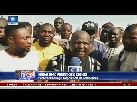 Niger APC Primaries: Protesters Allege Imposition Of Candidates