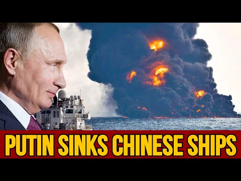 RUSSIA SINK CHINESE FISHING SHIPS AND ARREST 36 CHINESE