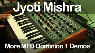More MFB Dominion 1 Demos