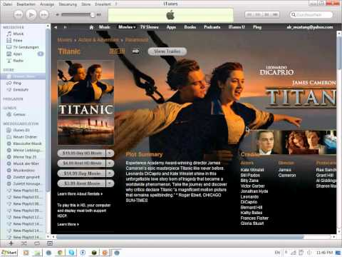 How To Download ITunes On Windows 7 (german)