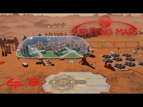 Did we pass the evaluation?  Surviving Mars Ep. 15