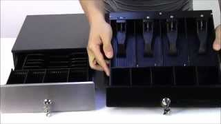 MMF Compact VAL-U Line Cash Drawer for Tablets and iPad by POSGuys.com