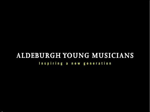 Aldeburgh Young Musicians - Inspiring a new generation, 2014
