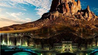 ¿Hallan Ciudad Subterránea de GIGANTES Bajo el Desierto?